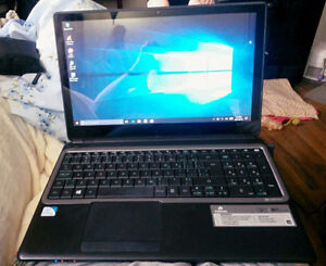 Gateway NV570P02h - Great Touchscreen Laptop
