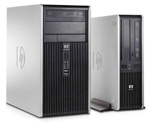 HP ,  Compaq , DELL , ACER , CORE 2 DUO  DESKTOP  COMPUTERS
