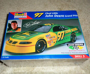Revell Monogram John Deere 1997 Grand Prix Plastic Model Kit