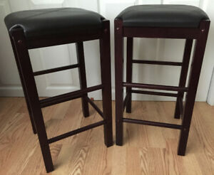 Counter Height Stools - Brand New