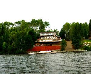 Shebandowan Lake Cottage for Rent