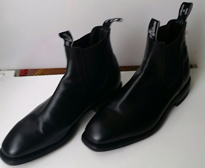 RM WILLIAMS CRAFTSMAN BOOTS ( MEN ) SIZE : 9G.