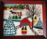 Maud Lewis Paintings