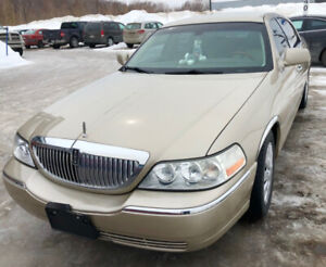 2007 Lincoln Town Car Berline
