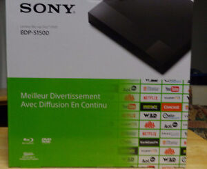 Sony BPD-S1500 Blu-ray Player West Island Greater Montréal image 4