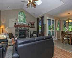 3 BRM w/2 BA Upper Floor of Beautiful House AVAIL NOW
