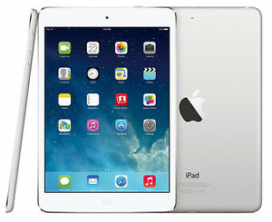 REFURBISHED  IPAD AIR 32GB WHITE TABLET A1474 WITH TARGUS COVER