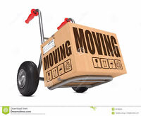MOVING SOON ? ____NEED TRUCK WITH 2 MEN ____CALL 1-800-766-3084