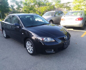 2008 MAZDA 3 MUST SEE AND DRIVE $2650