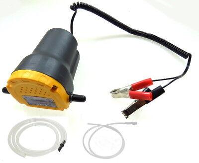Olabsaugpumpe 100W 12V Dieselpumpe Ölpumpe Kraftstoffpumpe Ölwechsel Pumpe