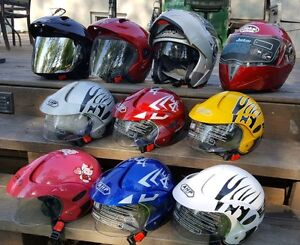 LED LAMPES /// HELMETS / CASQUES CHILDREN West Island Greater Montréal image 3