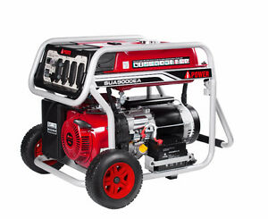A-iPower 9,000-Watt Gasoline Powered Generator w/ GFCI Outlets
