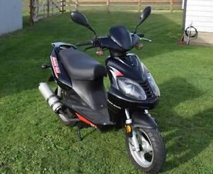 """""""ALIEN"""" 2007 125cc 4 stroke Triabunna Glamorgan Area Preview"""