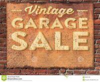 Let's Purge!~A Huge Community-Wide Outdoor Yard Sale