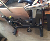 Everlast exercise spin bike $400/open to offers
