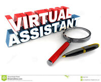 Virtual Assistant / Remote from my Home