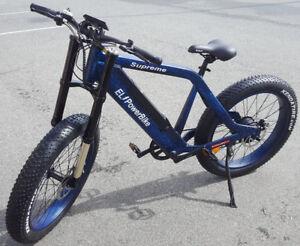 Vélo Électrique Suprême