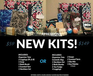 Do you love leggings, Bath bombs and more check out Endless Xpre