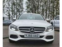 2016 Mercedes-Benz C-CLASS 1.6 C200 D SE EXECUTIVE 4d 136 BHP Saloon Diesel Auto