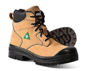 Mark's Lynx 2 6 inch steel toed women's work boots