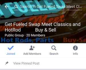 Swap Meet/ Buy and Sell page