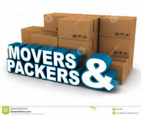 SHORT NOTICE MOVING(HOUSE, CONDO, PIANO OR OFFICE) 647-785-7423