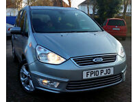 2010 Ford Galaxy 2.0 EcoBoost Titanium X Powershift 5dr +LOW MILEAGE+AUTOMATIC+