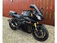 YAMAHA FZ8 FAZER - STUNNING LOW MILEAGE EXAMPLE - SOLD BIKE IS NOW SOLD