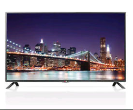 """LG 55"""" full hd tv _ can deliver"""