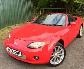 Mazda MX-5 2.0i 16V**SPORT 6 SPEED**ONLY 39,200 MILES,FSH !!**