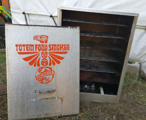 Electric Totem Food Smoker $60