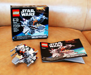 LEGO STAR WARS – X-Wing Fighter (75032)