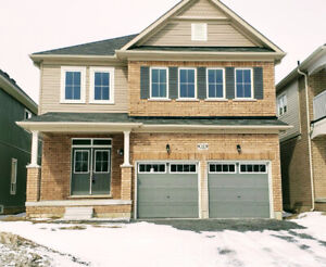 Brand New 4 Bedroom & 4 Washroom Home in Bowmanville FOR LEASE!