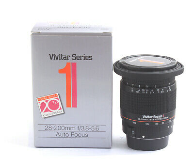 Vivitar series l AF 28-200mm F3.8-5.6 FOR MINOLTA AF