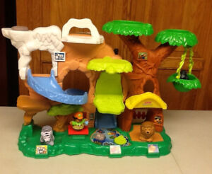Fisher Price Zoo parlant