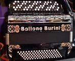 Ballone Burini knop 5R Knop 96B 3K Mussette