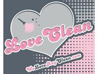 Love Clean Ltd - Flexible and Helpful Local Domsestic Cleaner