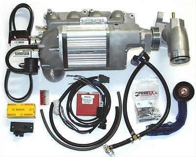 Sprintex Honda CRZ 1.5L 2010-2015 Supercharger S5-150 Complete Kit