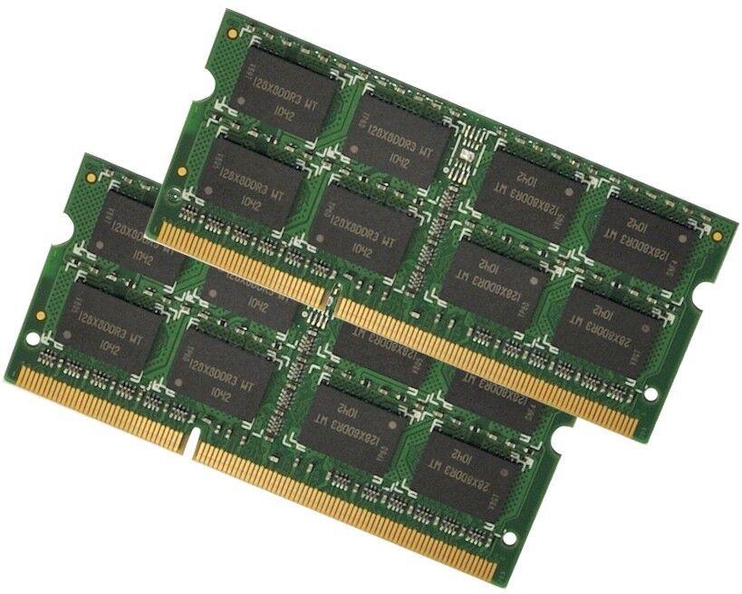 New 8GB 2X4GB PC3-10600 Memory Toshiba Satellite C655D-S5200