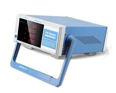 Pf9800 600v 20a Digital Watt-meter Intelligence Power Analyzer For Vawpf