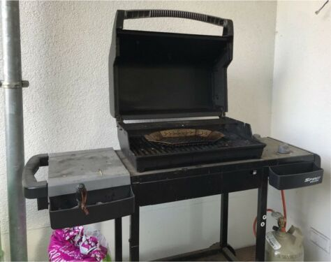 Weber Holzkohlegrill Höhenverstellbar : Weber grill silver spirit in nord hamburg winterhude ebay