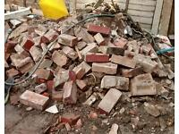 Builders brick rubble hardcore. Free to take away. Wood Green N22 area.