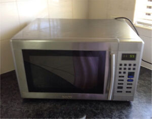 Microwave (Sanyo) $30 Croydon Burwood Area Preview