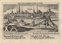 Zutphen/paesi Bassi: Incisione, Meisner Tesoro Kaestlein, 1625 -  - ebay.it