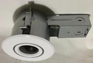 """3.5"""" pot light Housing + Trim + LED Bulb"""