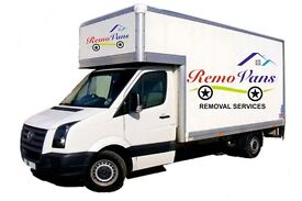 HOUSE & OFFICE REMOVAL SERVICES / FULLY INSURED / £25 P/H FROM MAN & VAN
