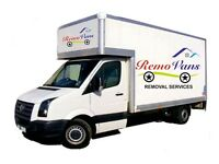 HOUSE & OFFICE REMOVAL SERVICES - MAN & VAN FROM £25 P/H