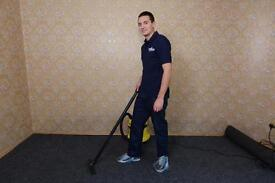 Hire Carpet cleaning expert technicians now in Wigan