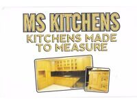 MSKITCHENS. High gloss doors. Worktops for sale. Please enquire
