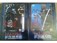 Manga dvds Karas